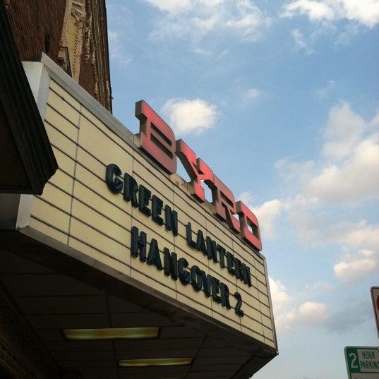 Photo prise au The Byrd Theatre par Gin B. le8/20/2011