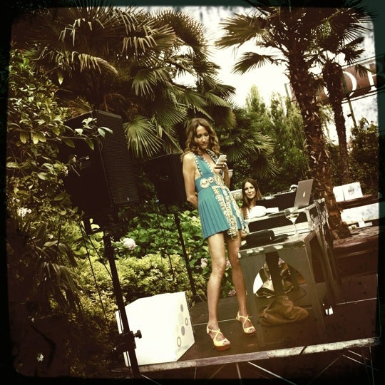 รูปภาพถ่ายที่ Bobino Club โดย Beatrice Diana P. เมื่อ 6/20/2012