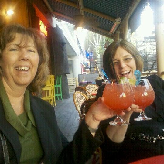 Foto diambil di Mickie Finnz Fish House & Bar oleh Chris W. pada 11/4/2011