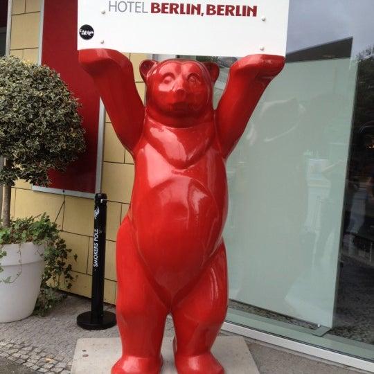 7/17/2012 tarihinde Julya Z.ziyaretçi tarafından Hotel Berlin'de çekilen fotoğraf