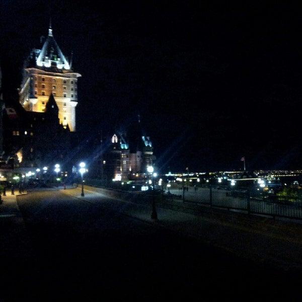 Photo prise au Citadelle de Québec par Julien M. le6/23/2012
