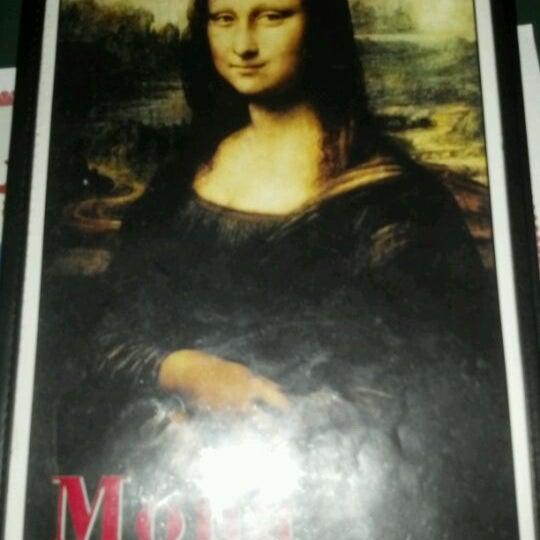 Das Foto wurde bei Mona Lisa Italian Restaurant von Monica P. am 3/23/2012 aufgenommen