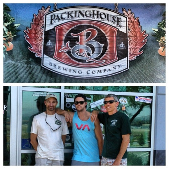 7/14/2012にLori S.がPackinghouse Brewing Companyで撮った写真