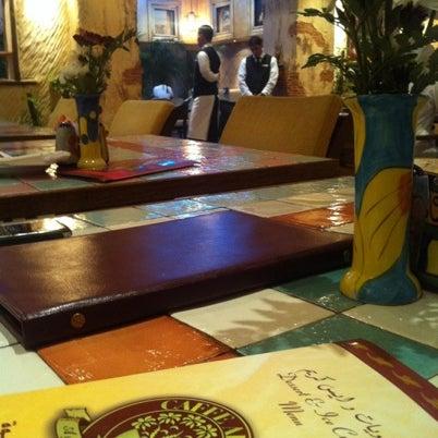 8/1/2012 tarihinde Rayan H.ziyaretçi tarafından Caffe Aroma Ksa'de çekilen fotoğraf