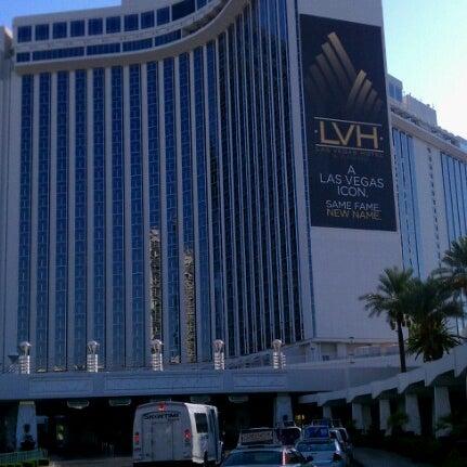 Снимок сделан в LVH - Las Vegas Hotel & Casino пользователем mailman g. 8/13/2012