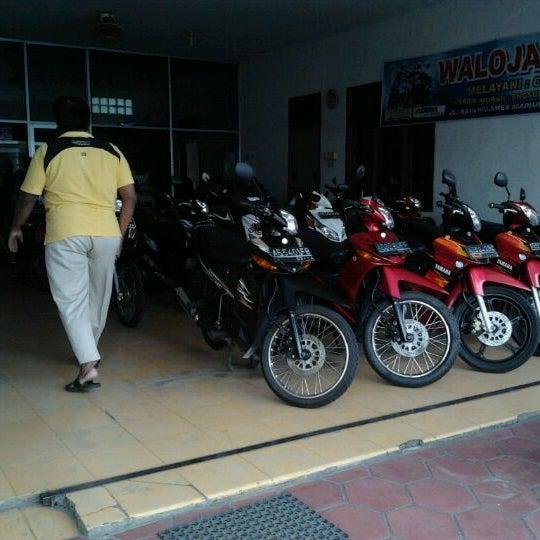 Waloja Motor Jual Beli Motor Bekas Bike Shop In Madiun