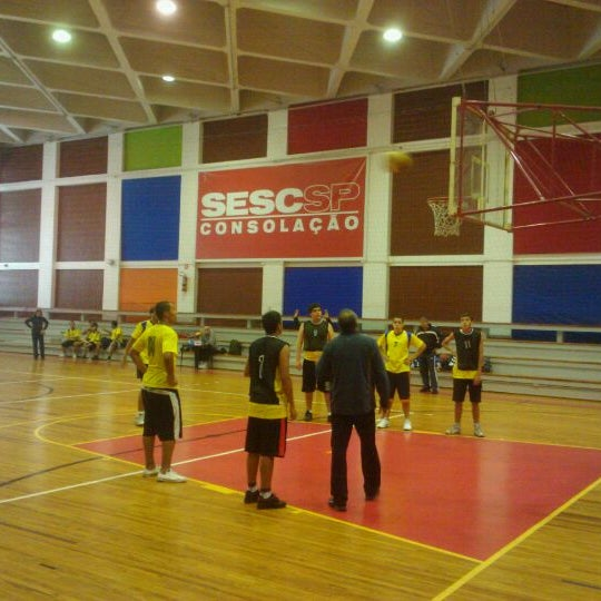 Foto diambil di Sesc Consolação oleh Wagner T. pada 8/23/2011