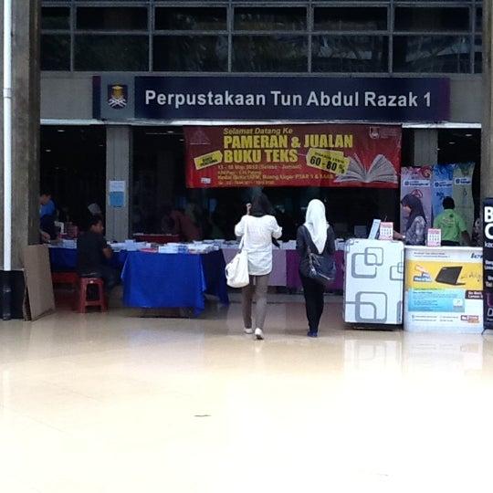 Photos At Perpustakaan Tun Abdul Razak Ptar Jalan Ilmu 1 1 Uitm