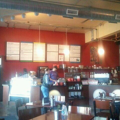 Foto tomada en Mars Cafe por Amedeo R. el 10/20/2011