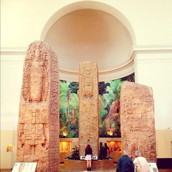 Снимок сделан в San Diego Museum of Man пользователем Nicholas C. 5/27/2012
