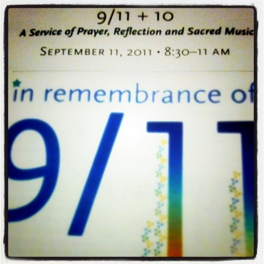 Foto diambil di Fifth Avenue Presbyterian Church oleh Evonne S. pada 9/11/2011