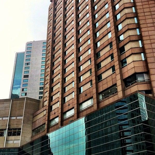 Foto scattata a Sheraton São Paulo WTC Hotel da Fernando P. il 11/29/2011