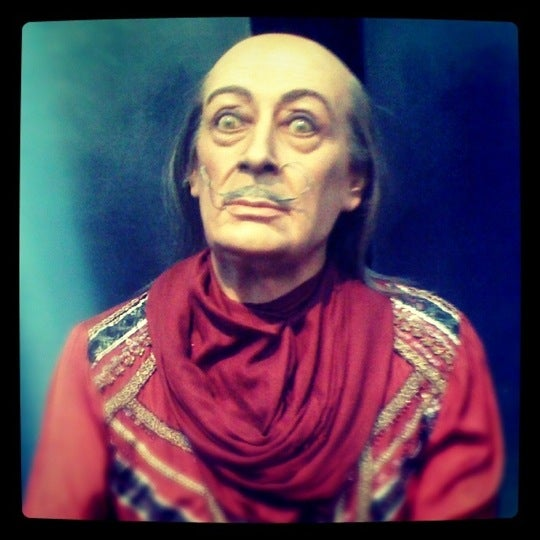รูปภาพถ่ายที่ Museo de Cera โดย Jorge G. เมื่อ 5/20/2011