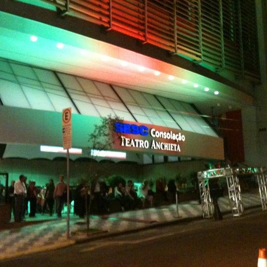 Foto diambil di Sesc Consolação oleh Marysol O. pada 5/5/2012