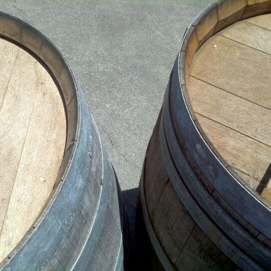 Das Foto wurde bei Larson Family Winery von David A. am 5/12/2012 aufgenommen