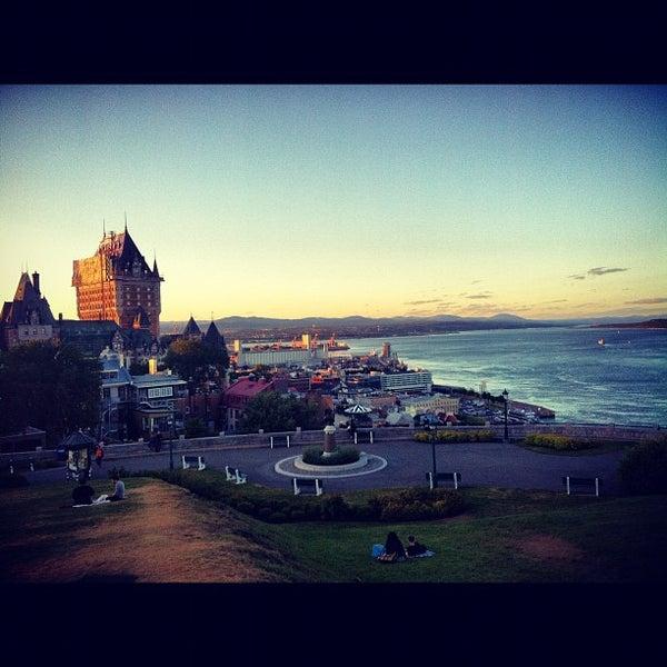Photo prise au Citadelle de Québec par Andrew K. le8/6/2012