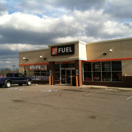 Home Depot Fuel Gas Station