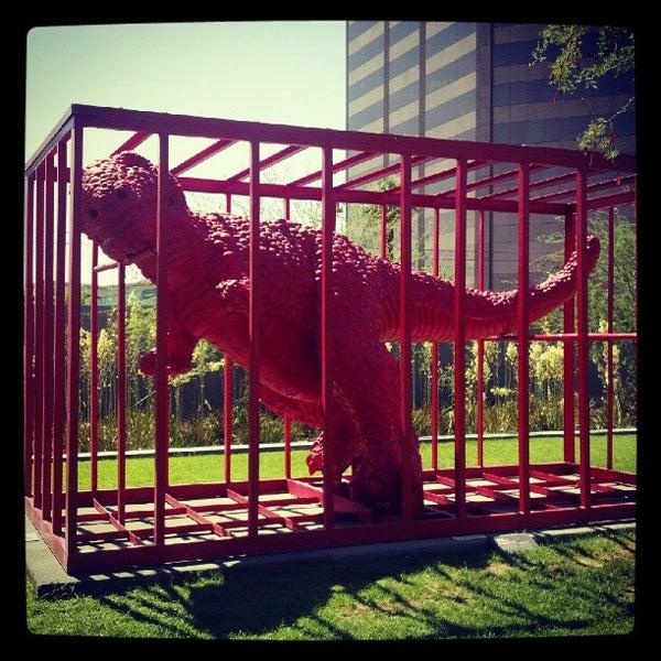 Снимок сделан в Phoenix Art Museum пользователем Jeremiah W. 5/17/2012