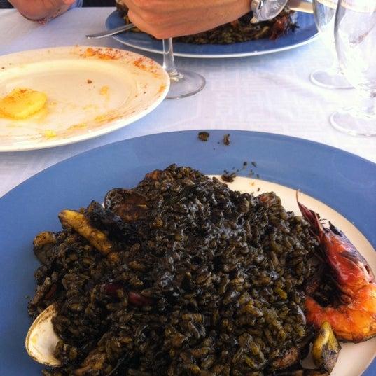 Das Foto wurde bei Restaurante Salamanca von Sito am 9/13/2011 aufgenommen
