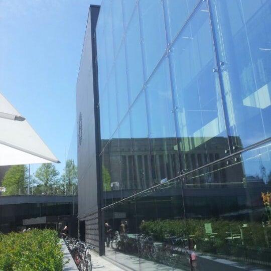 5/24/2012にVeikko E.がMusiikkitaloで撮った写真