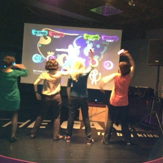 Foto diambil di The Game for Big Kids oleh Gozde G. pada 5/18/2012