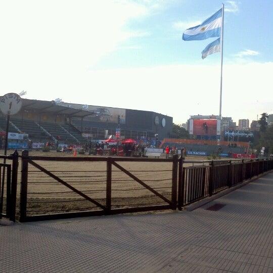 7/21/2012にFernando A.がLa Rural - Predio Ferial de Buenos Airesで撮った写真
