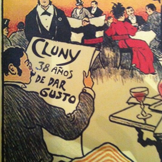 Снимок сделан в Cluny пользователем Paulina O. 8/12/2012