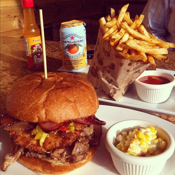 5/11/2012にOscar M.がCarnitas' Snack Shackで撮った写真