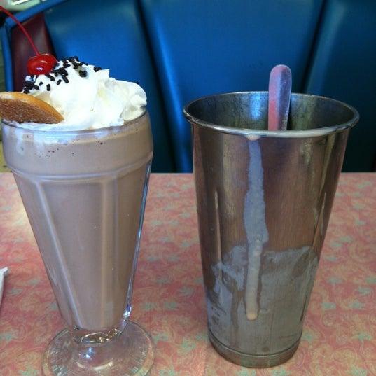 Foto tirada no(a) Rosie's Diner por John S. em 7/5/2012