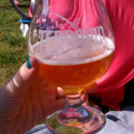 Foto scattata a Terrapin Beer Co. da Kelly H. il 4/14/2012