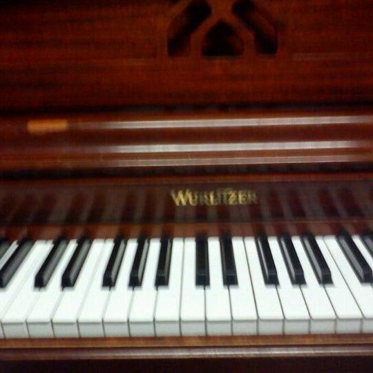 """Снимок сделан в Sala """"Central Chopin"""" пользователем Daniel C. 7/2/2012"""