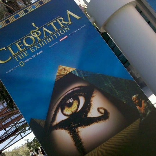 รูปภาพถ่ายที่ California Science Center โดย Alden Lono P. เมื่อ 9/9/2012