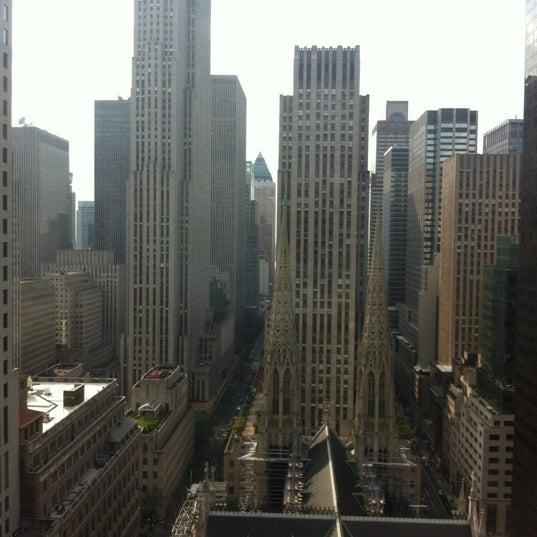 Foto scattata a Lotte New York Palace da Katya S. il 8/11/2012