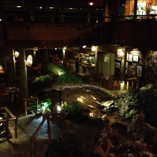 7/19/2012에 Brent S.님이 Duke's Kauai에서 찍은 사진