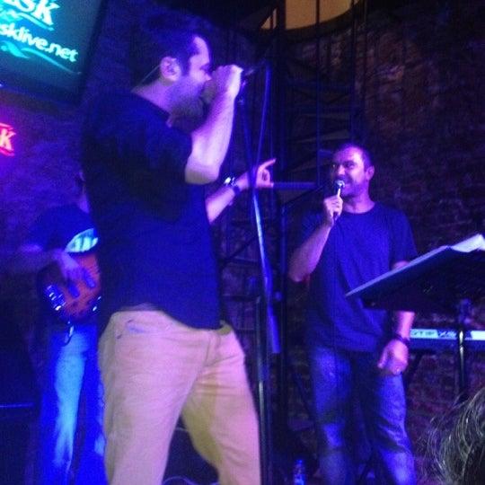Foto diambil di Mask Live Music Club oleh Tamay K. pada 9/1/2012