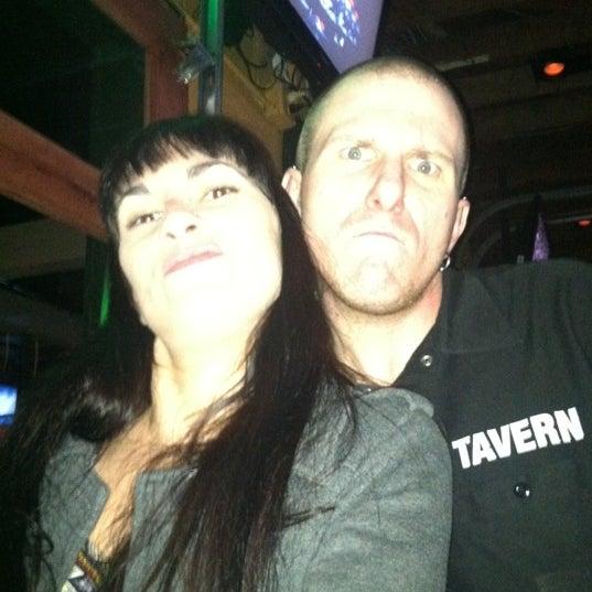 Foto tomada en Tavern At The Beach por Leila M. el 2/20/2012
