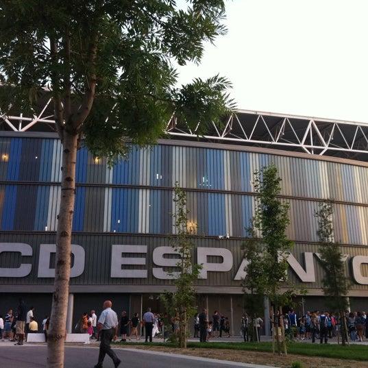 Foto diambil di RCDE Stadium oleh Santiago D. pada 7/27/2011