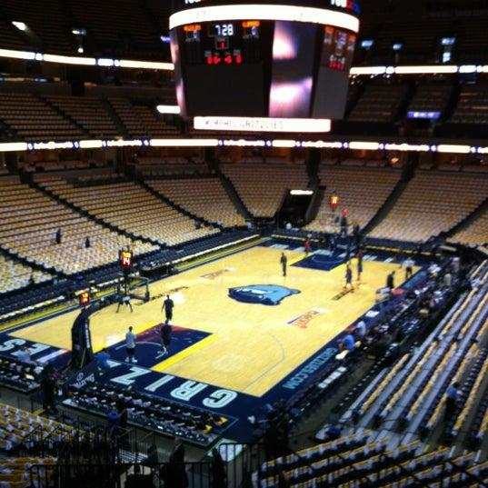 Foto diambil di FedExForum oleh NBA G. pada 5/2/2012