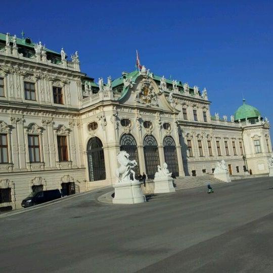 3/6/2012 tarihinde Simgeziyaretçi tarafından Oberes Belvedere'de çekilen fotoğraf