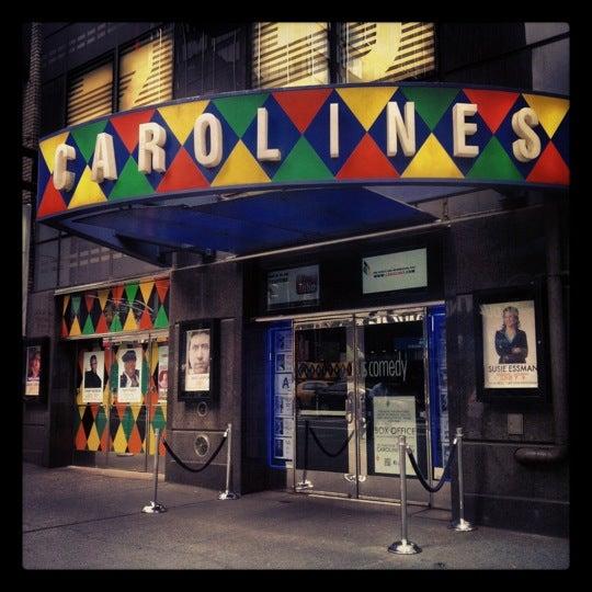 Foto tirada no(a) Carolines on Broadway por caroline c. em 6/5/2012