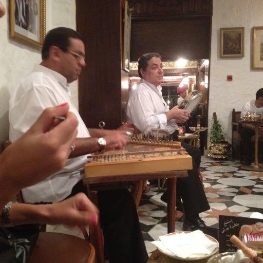 Naguib Mahfouz Cafe مقهى نجيب محفوظ Islamic Cairo 5
