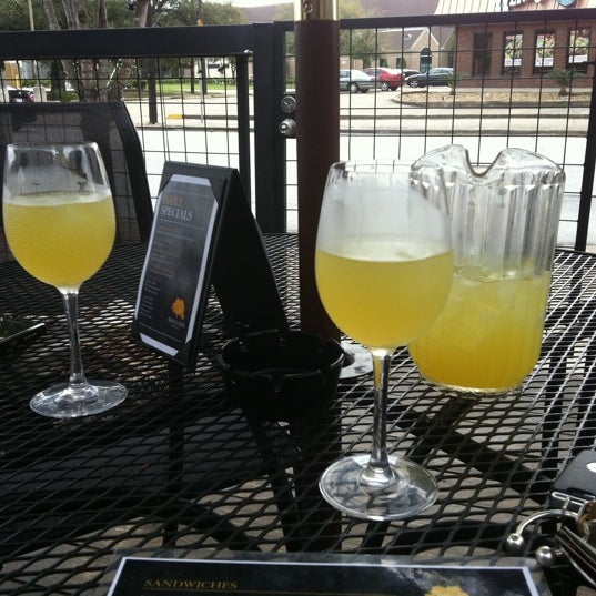 $7 pitchers of mimosas! Perfect for Sunday brunch!