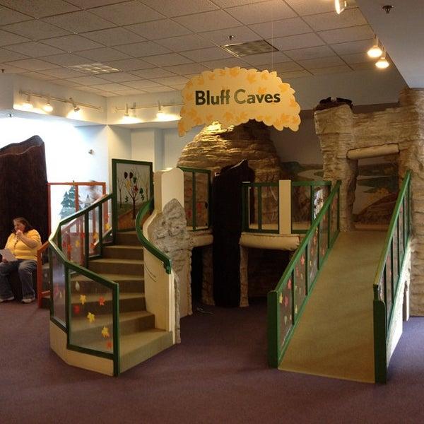 Снимок сделан в Minnesota Children's Museum пользователем Mark W. 5/1/2012
