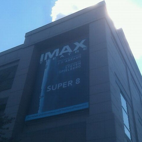 Super 8 AMAZING in IMAX!