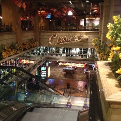 Снимок сделан в Eldorado Resort Casino пользователем Lydia M. 8/15/2012