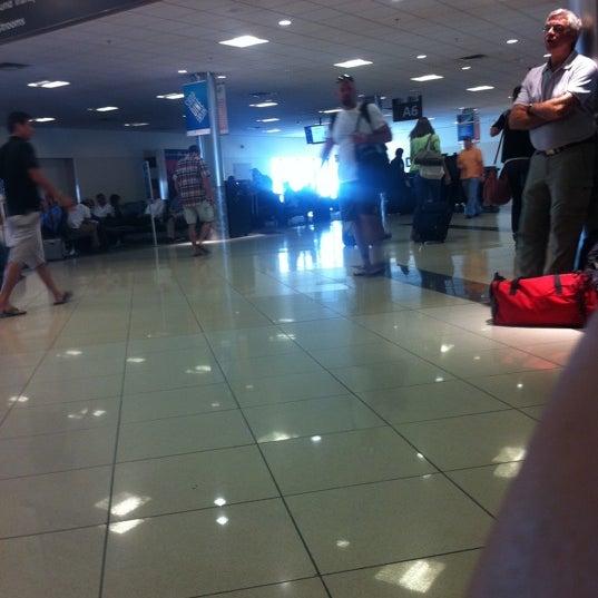 Concourse A Airport Terminal
