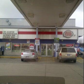 Clark Gas Station - Grand Food Junction