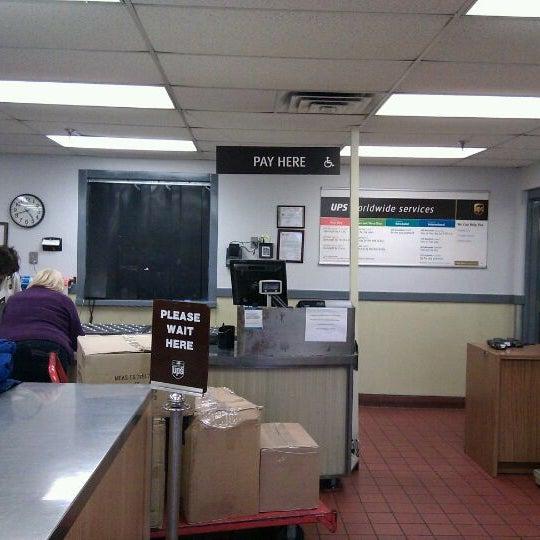 UPS Customer Center - Shipping Store
