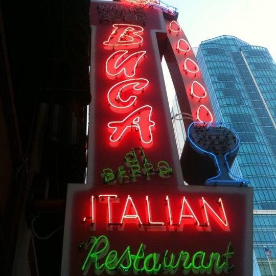 Restaurants Italian Near Me: Buca Di Beppo (Now Closed)