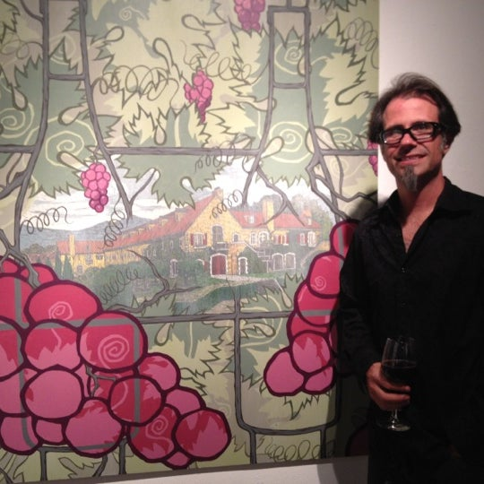 รูปภาพถ่ายที่ Bakehouse Art Complex โดย Lisa M. เมื่อ 4/1/2012